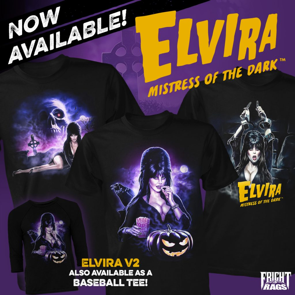 Fright-Rags Elvira, Mistress of the Dark Collection