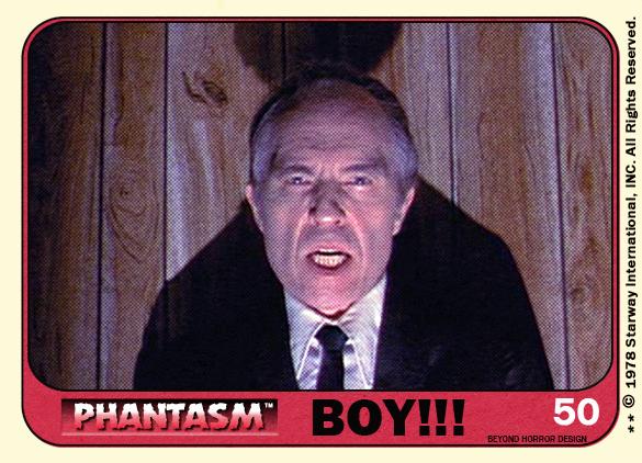 Phantasm - Beyond Horror Design