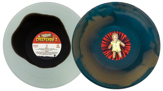 Waxwork Records Presents Creepshow 2