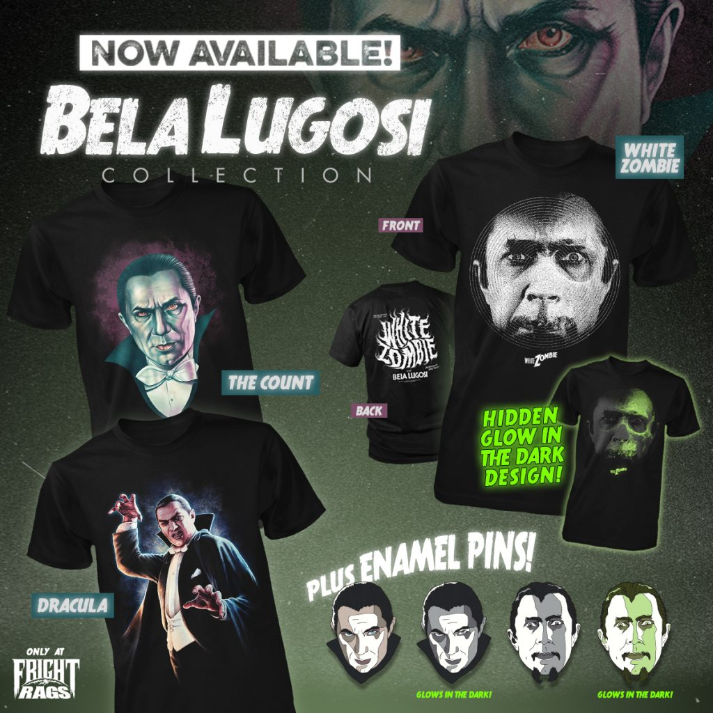 Fright-Rags' Bela Lugosi Collection