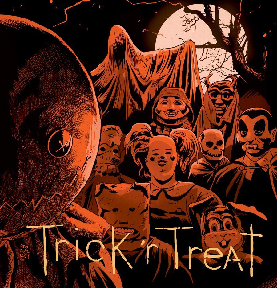 Waxwork Records Presents TRICK 'R TREAT
