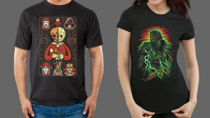 FRIDAY THE 13TH PART III, TRICK 'R TREAT, HOCUS POCUS and More Halloween Favorites from Fright-Rags
