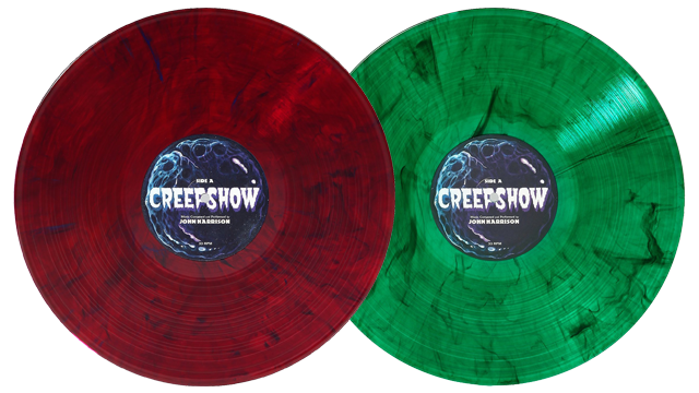 Waxwork Records Presents CREEPSHOW