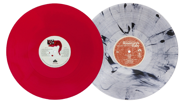 Waxwork Records Presents ROSEMARY'S BABY and DON'T LOOK NOW