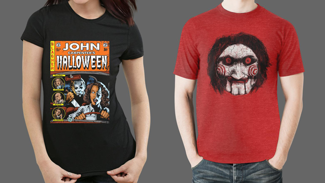 John Carpenter's Halloween, Jigsaw and General Mills Monster Cereals Merchandise from Fright-Rags