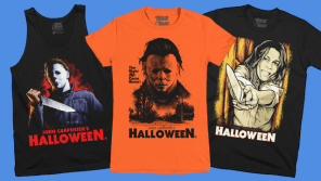 John Carpenter's Halloween T-Shirts from Terror Threads
