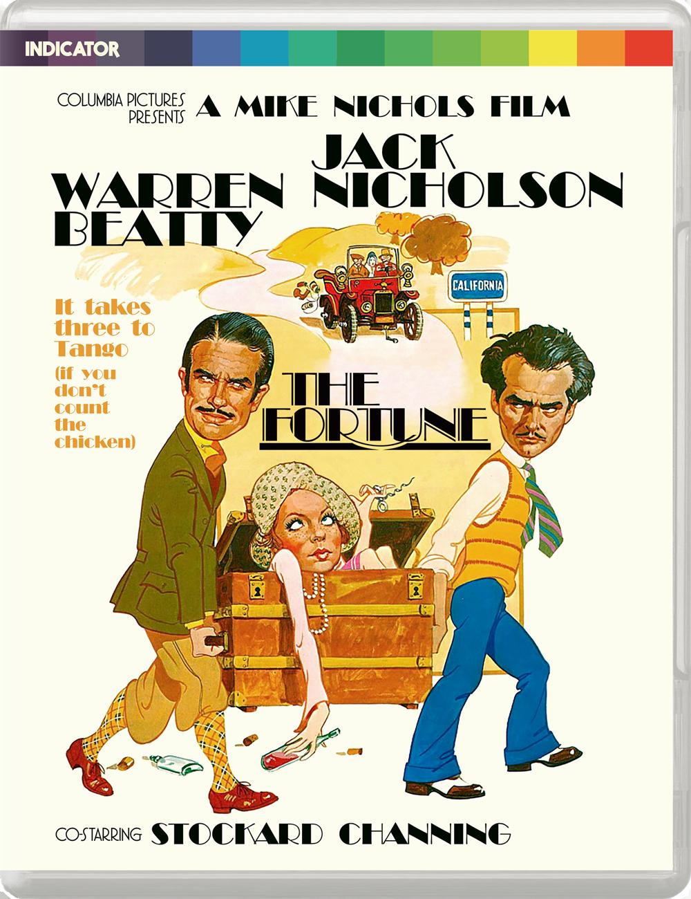 Indicator January 2018 Blu-ray Titles