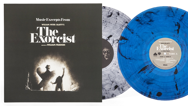 Waxwork Records Presents THE EXORCIST Vinyl Soundtrack