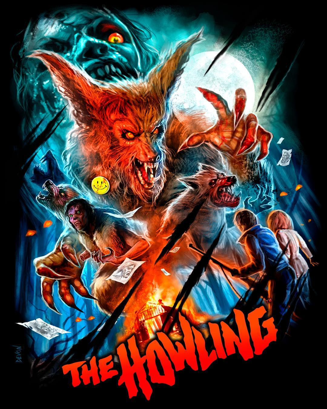 THE HOWLING Collection: Part 1 Now Available from Cavity Colors