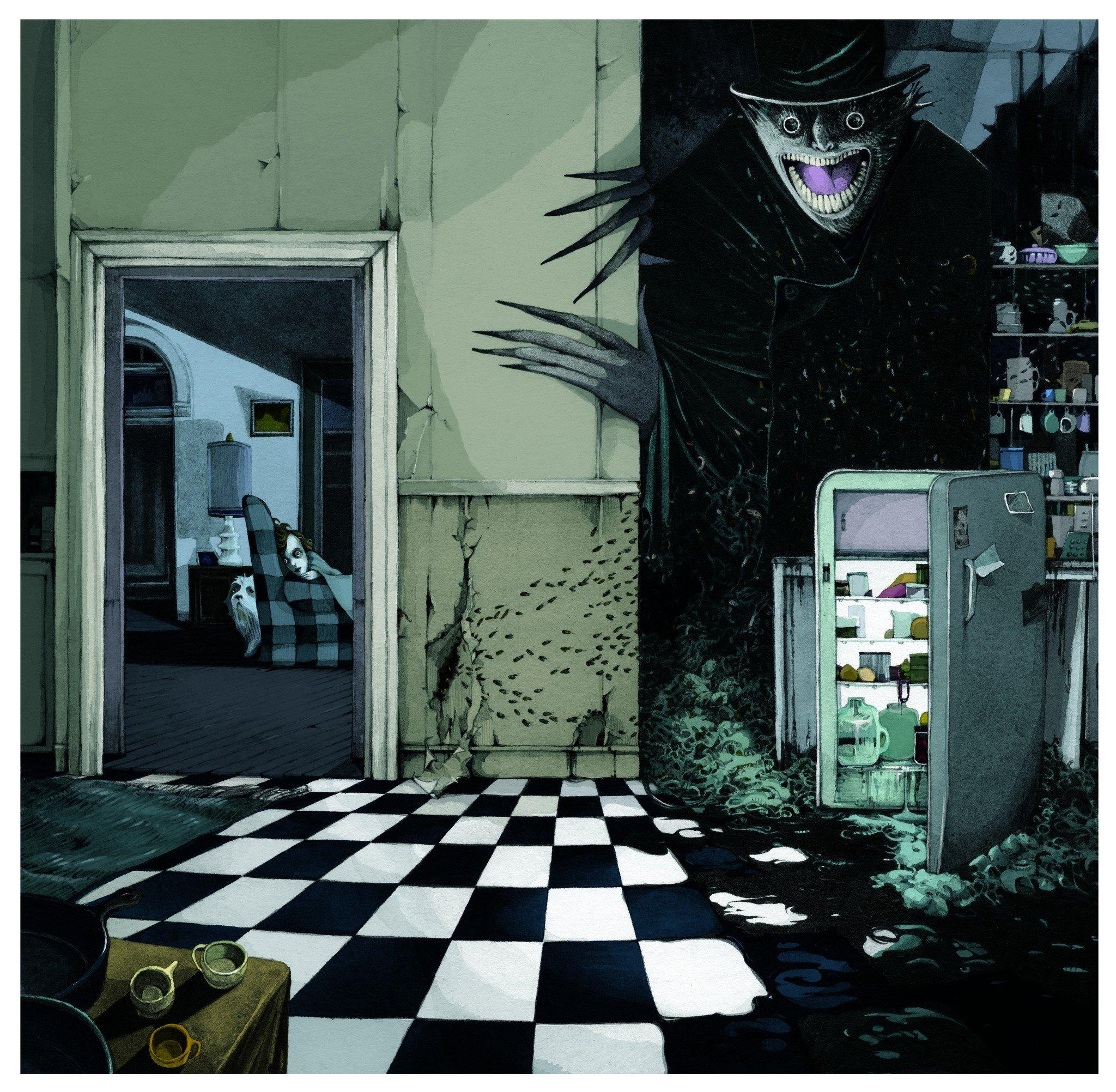 Waxwork Records Presents THE BABADOOK Vinyl Soundtrack