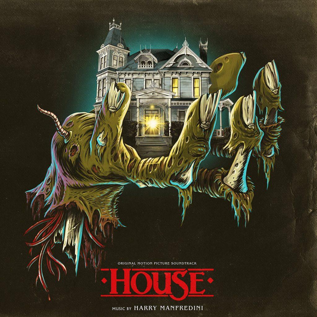Waxwork Records Presents HOUSE 1 & 2 Double Vinyl Soundtrack
