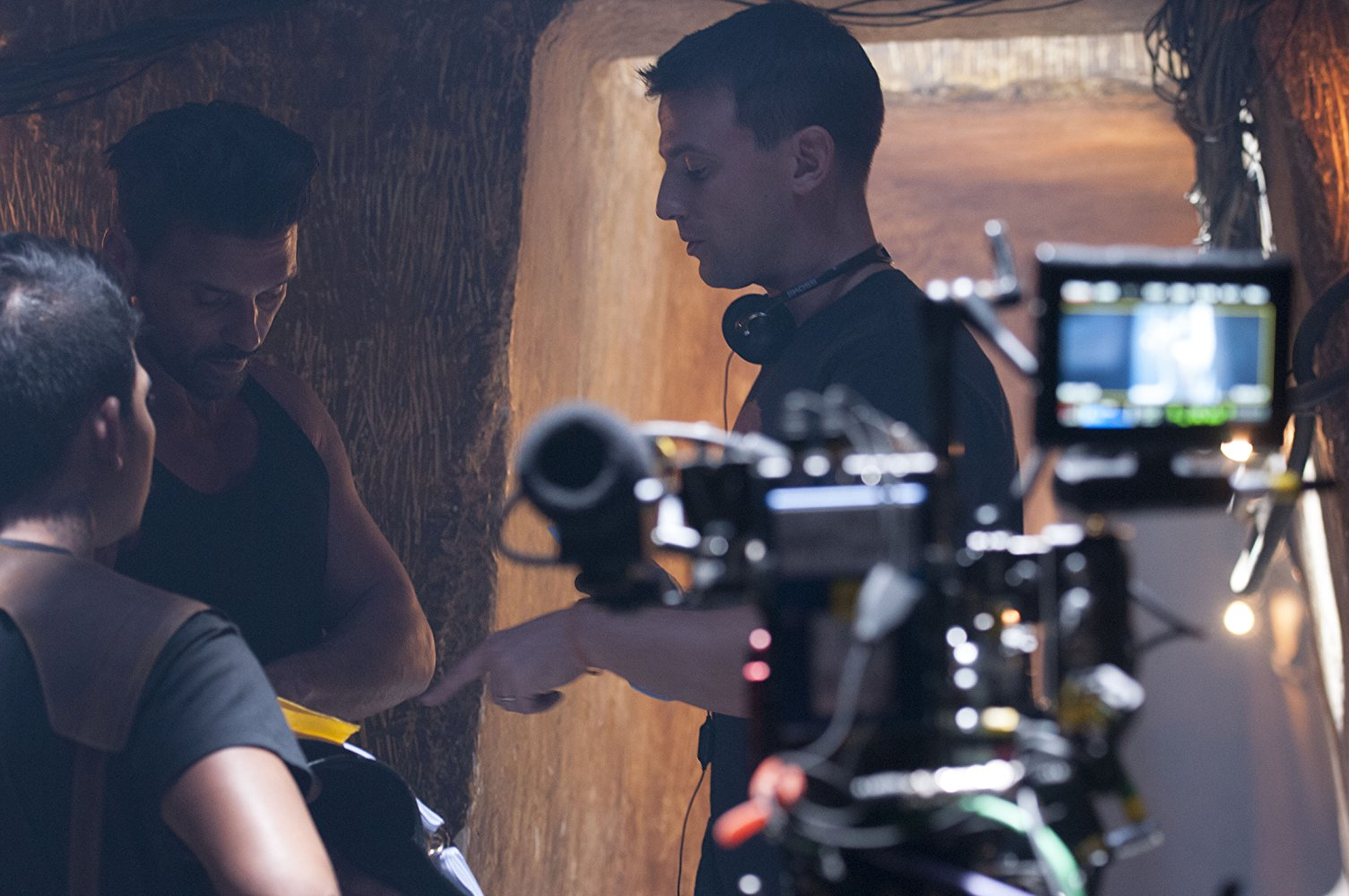 Discussing Hydraulx VFX and Film/TV Influences with Director Liam O'Donnell, Beyond Skyline