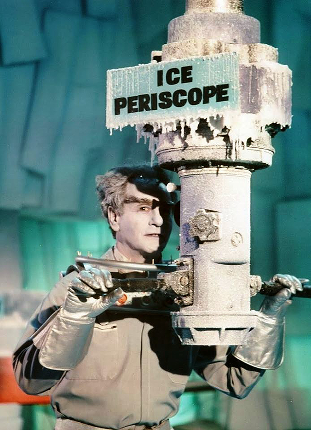 Mr. Freeze: Cold as Ice