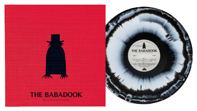 Waxwork Records Presents THE BABADOOK Vinyl Soundtrack