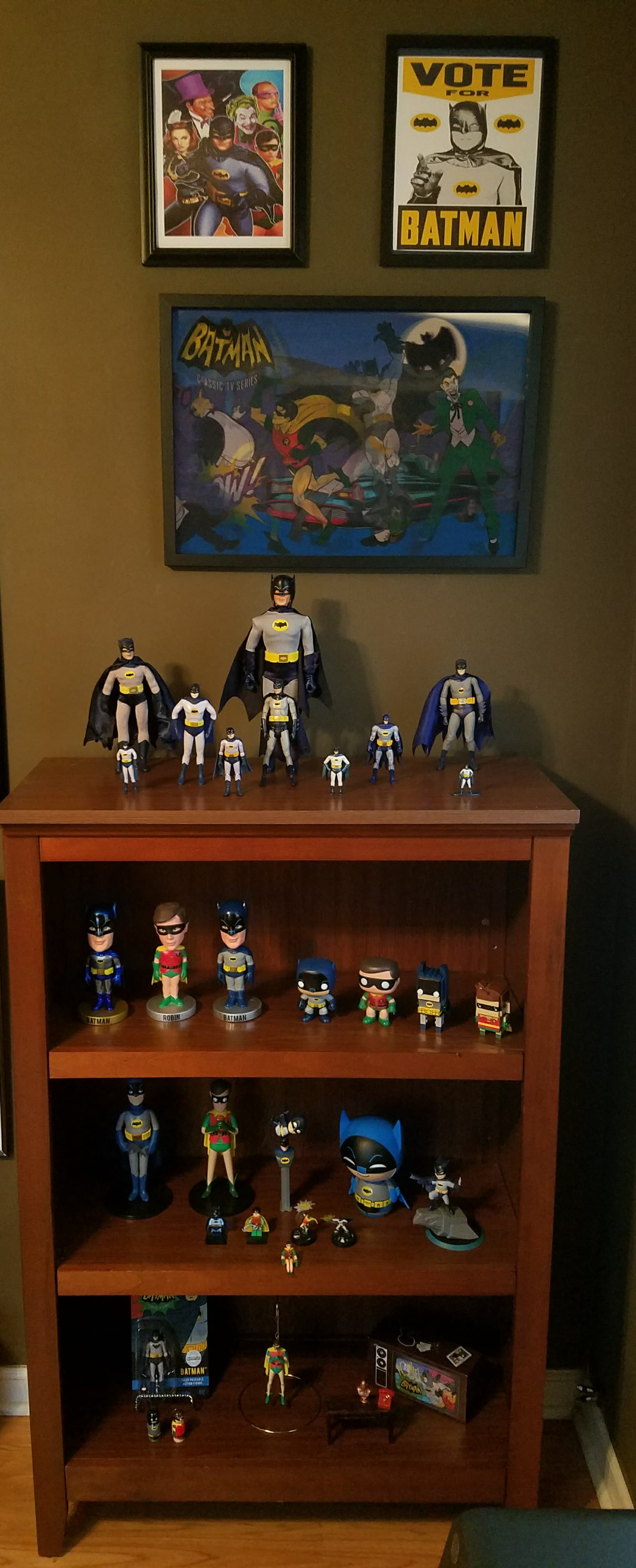Inside the Batcave with Keith Mayo