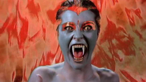 The Lair of the White Worm (1988, UK) Vestron Video Blu-ray Review