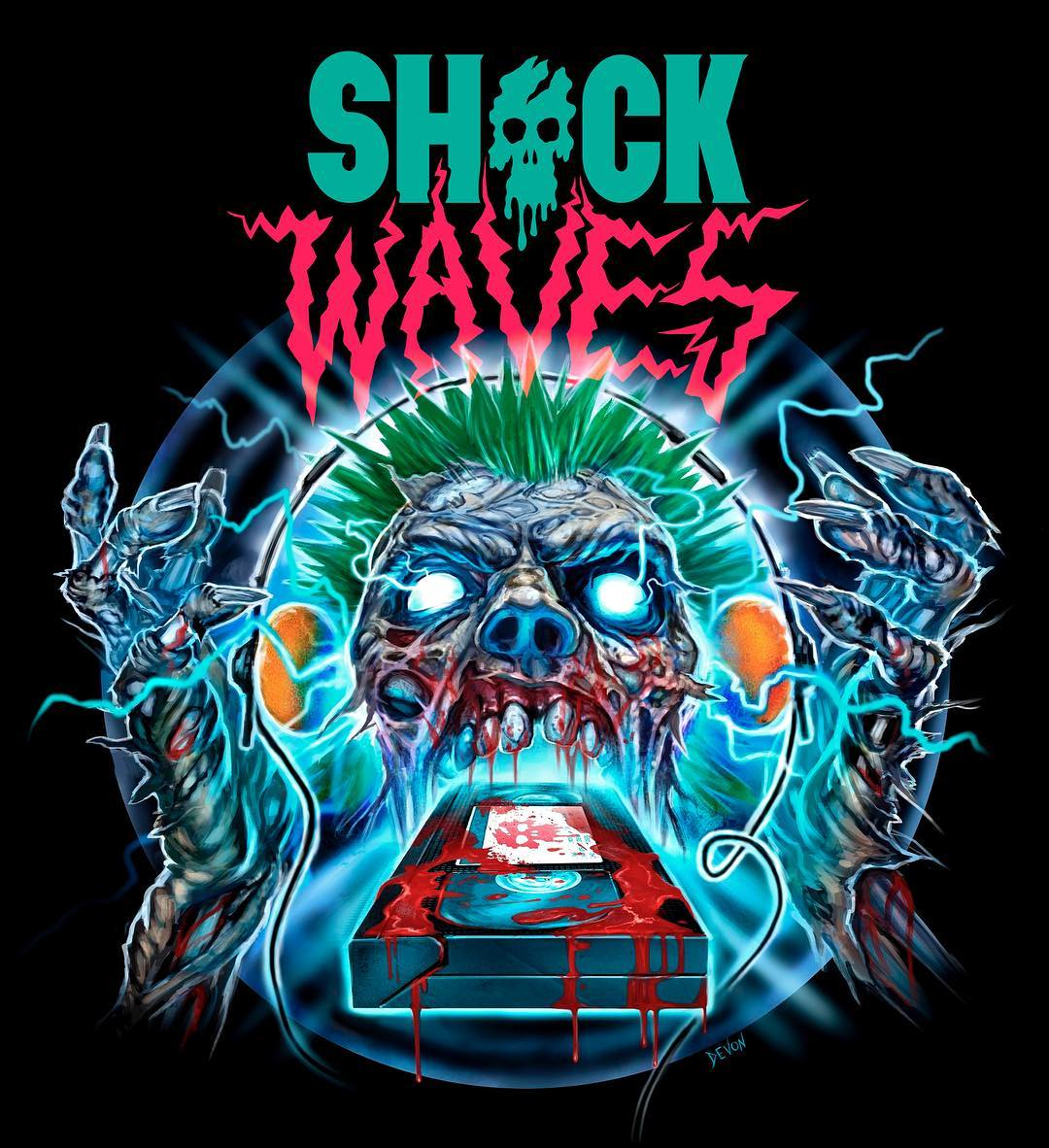 SHOCK WAVES Podcast Collection Now Available from Cavity Colors