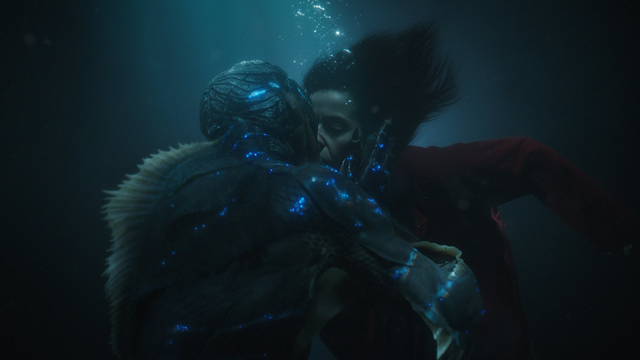 The Shape of Water (2017, USA)