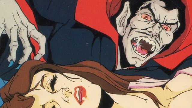 Dracula: Sovereign of the Damned (1980)