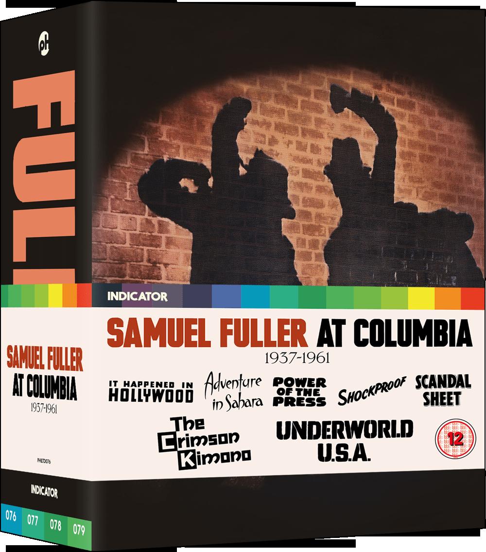 Indicator June 2018 Blu-ray Titles
