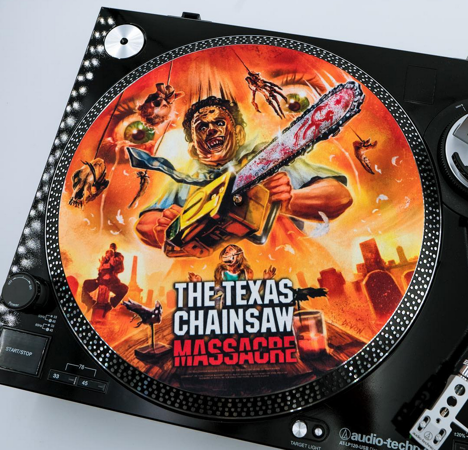 THE TEXAS CHAINSAW MASSACRE Capsule Collection: Part 1 Now Available from Cavity Colors