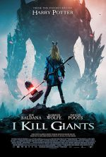 I Kill Giants (2017, Belgium / UK / USA)