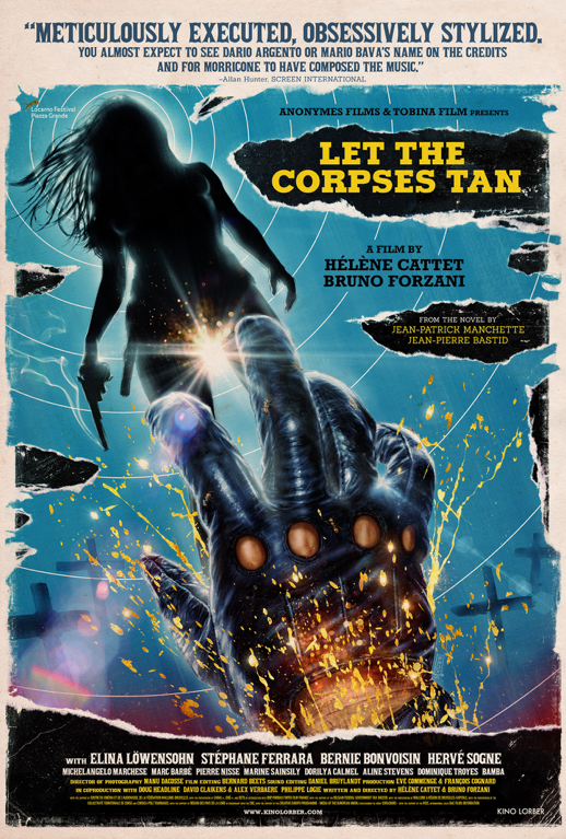 LET THE CORPSES TAN Released in NYC and LA Theaters on 8/31