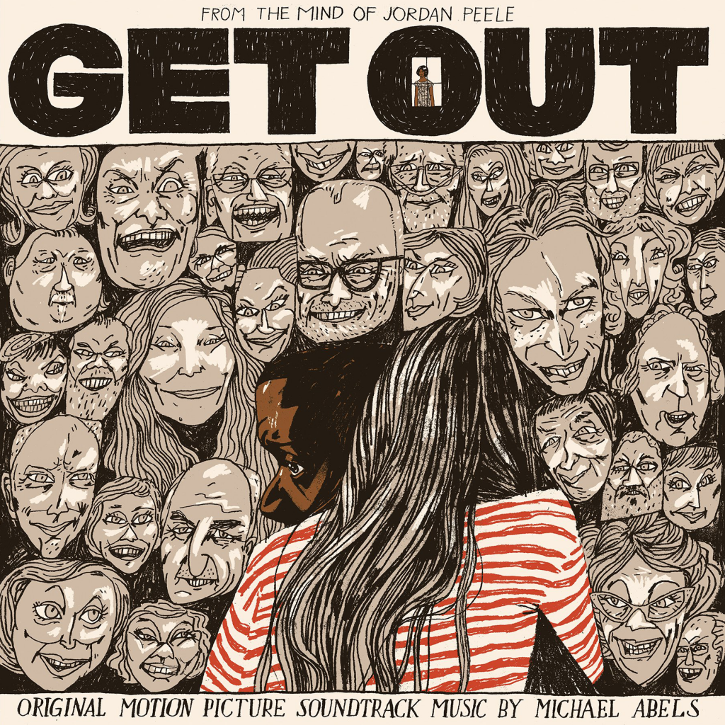 Waxwork Records Presents GET OUT Vinyl Soundtrack