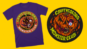 Cavity Colors Monster Club 🎃