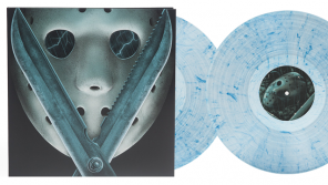 Waxwork Records Presents FRIDAY THE 13TH PART V: A NEW BEGINNING Vinyl Soundtrack + Retro Enamel Pin