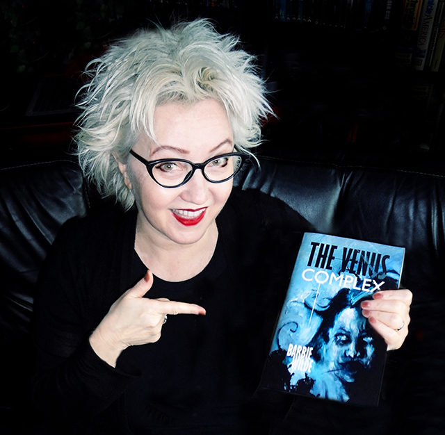 An Interview with Actress/Author Barbie Wilde, Hellbound: Hellraiser II, The Venus Complex