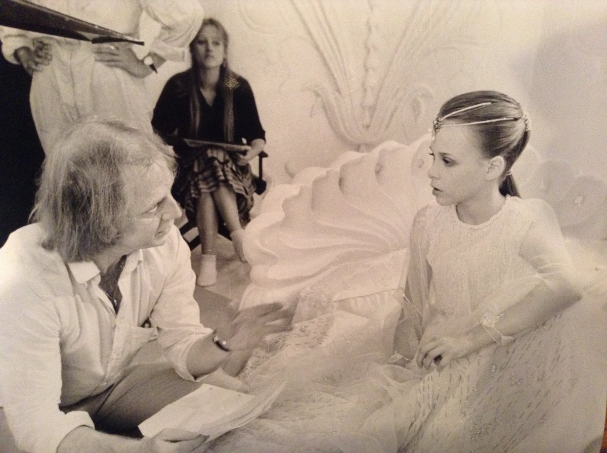 An Interview with Tami Stronach, The NeverEnding Story