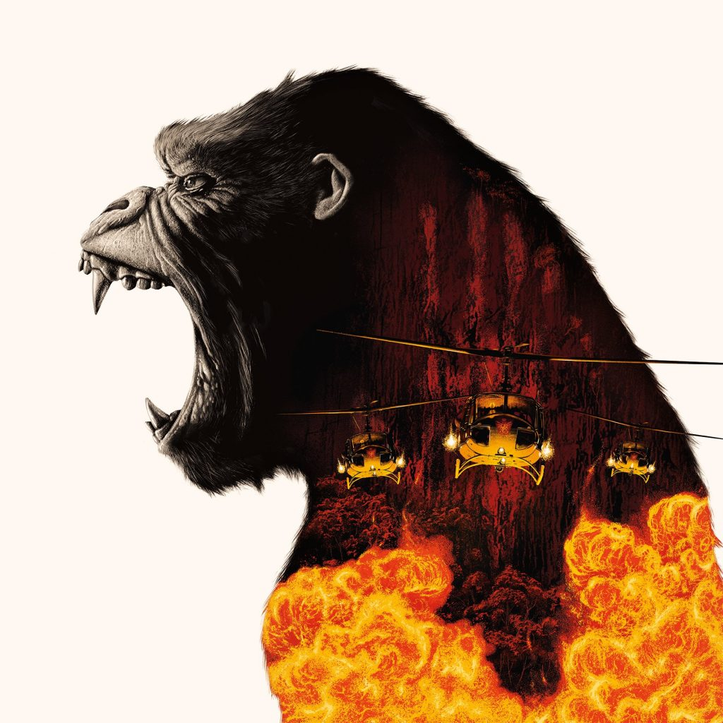 Waxwork Records Presents KONG: SKULL ISLAND Vinyl Soundtrack