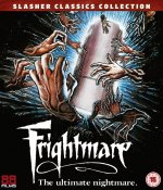 FRIGHTMARE (Slasher Classics Collection) on Blu-ray 10th September from 88 Films