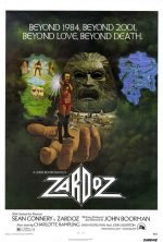 Zardoz (1974, UK / USA / Ireland) Review
