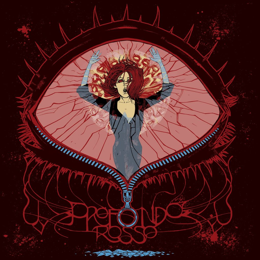 Waxwork Records Presents PROFONDO ROSSO Vinyl Soundtrack