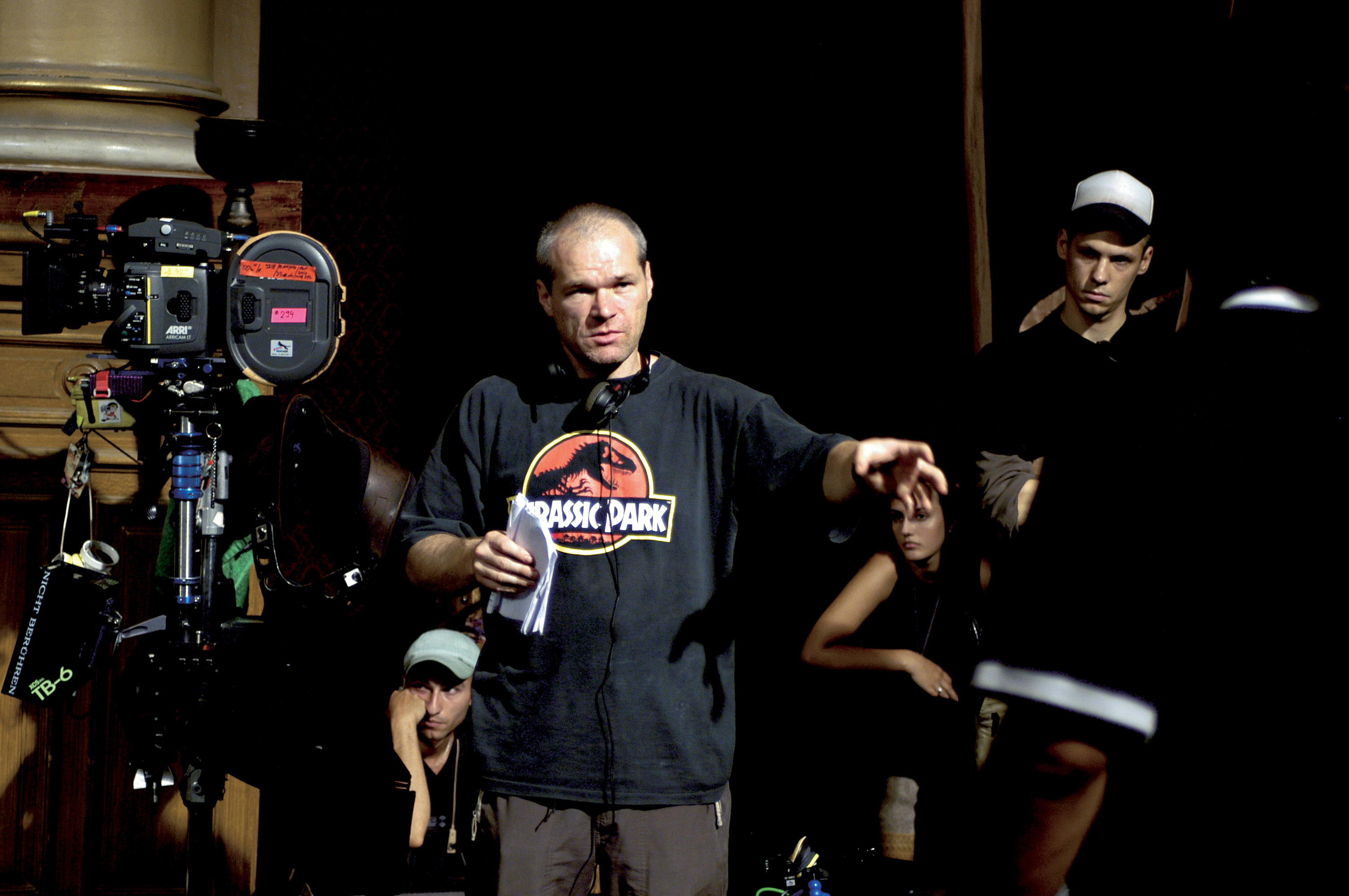 An Interview with Director Uwe Boll, House of the Dead, Rampage, Postal