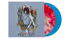 Waxwork Records Presents INFERNO Vinyl Soundtrack