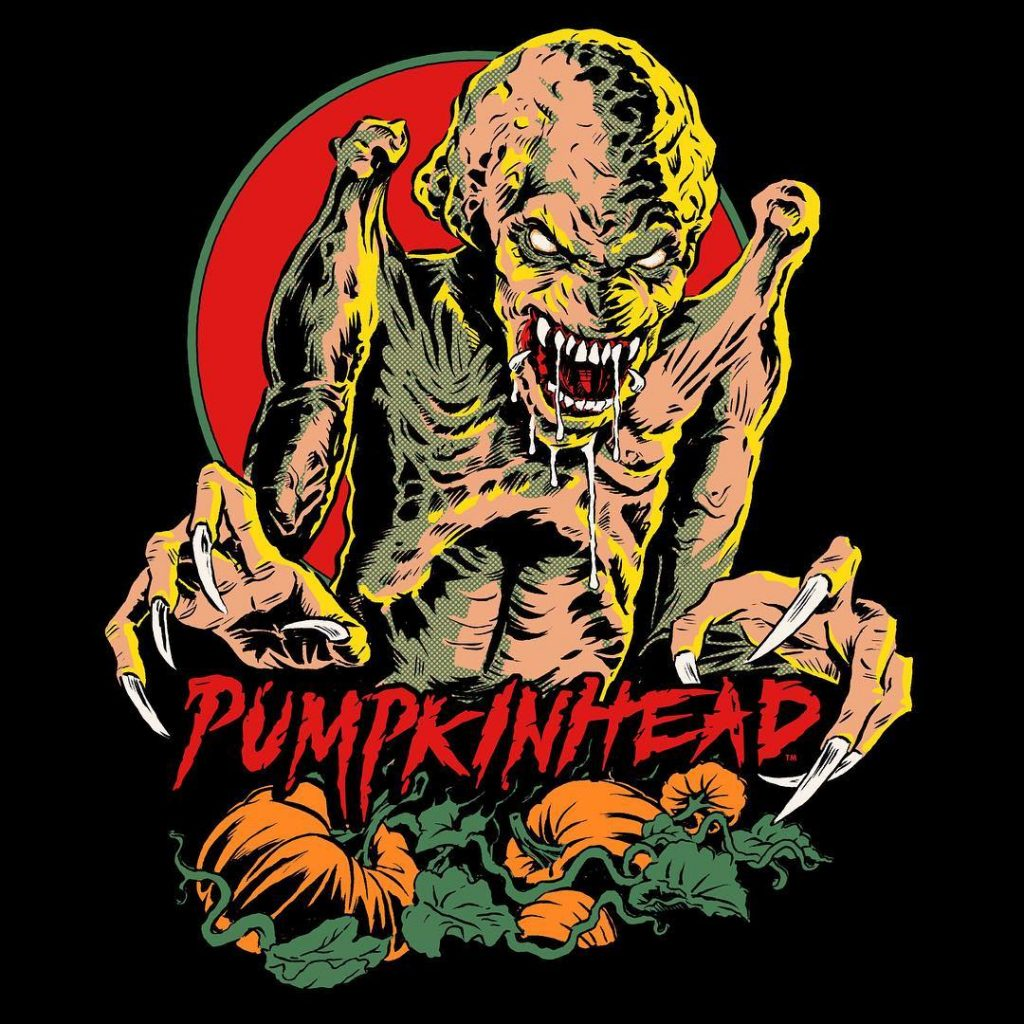 30th Anniversary PUMPKINHEAD Collection from Cavity Colors