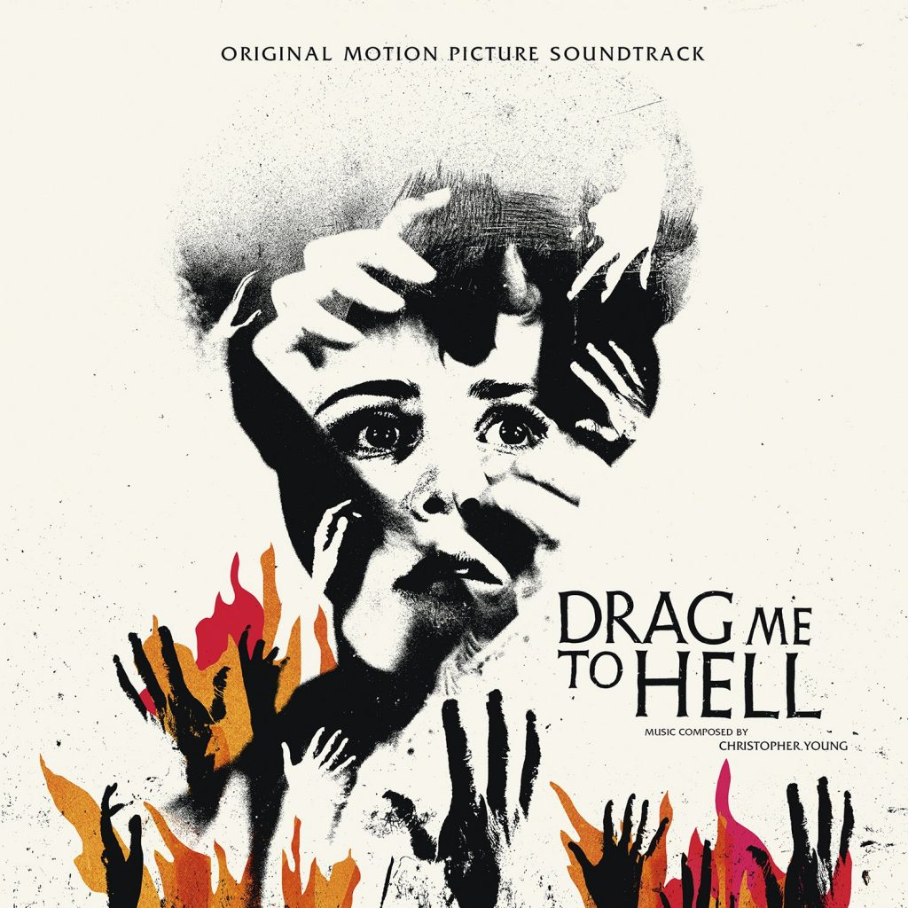 Waxwork Records Presents DRAG ME TO HELL Vinyl Soundtrack