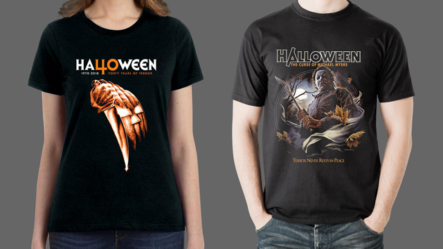 Fright-Rags' Month of Myers  HALLOWEEN 1-6 Apparel