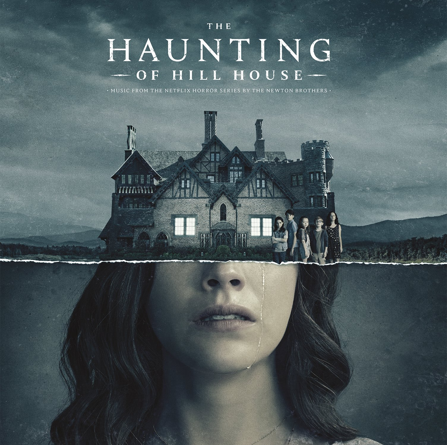 Waxwork Records Presents THE HAUNTING OF HILL HOUSE Vinyl Soundtrack