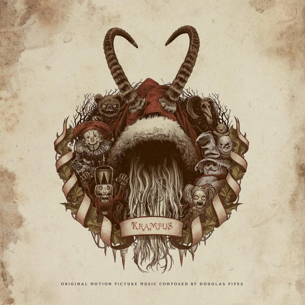 Waxwork Records Presents KRAMPUS Vinyl Soundtrack