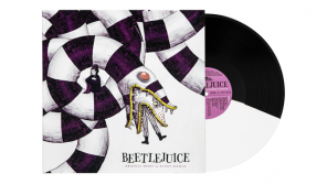 Waxwork Records Presents 30th Anniversary BEETLEJUICE Vinyl Soundtrack