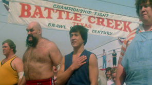 Jackie Chan's BATTLE CREEK BRAWL Available Now on Blu-ray from 88 Films