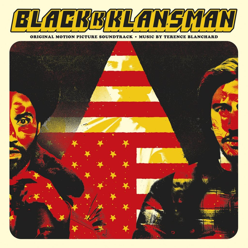 Waxwork Records Presents BLACKKKLANSMAN Vinyl Soundtrack