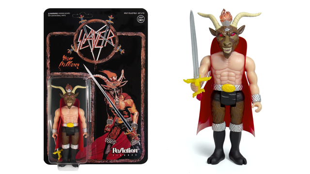 Super7 SLAYER Show No Mercy ReAction Figure