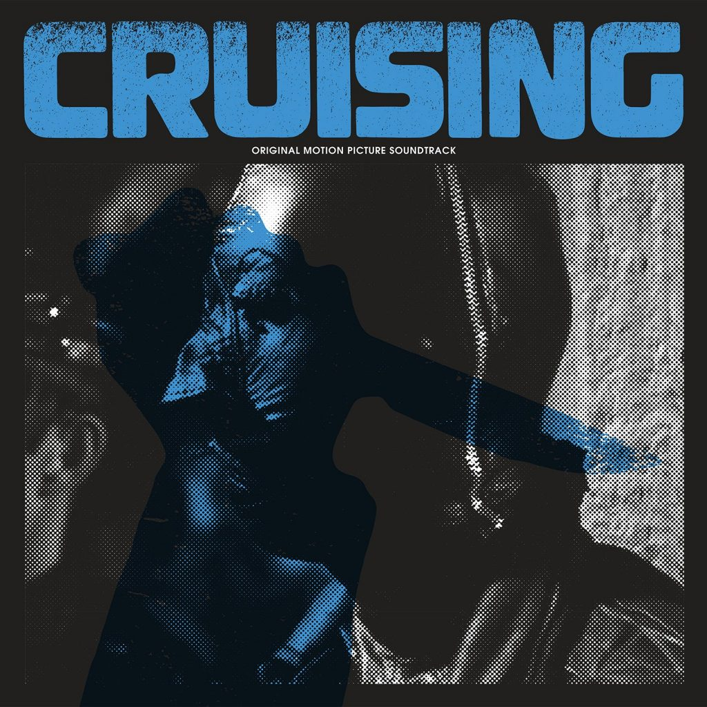 Waxwork Records Presents CRUISING Vinyl Soundtrack