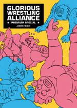 Now on Kickstarter: Glorious Wrestling Alliance ☆ Premium Special ☆