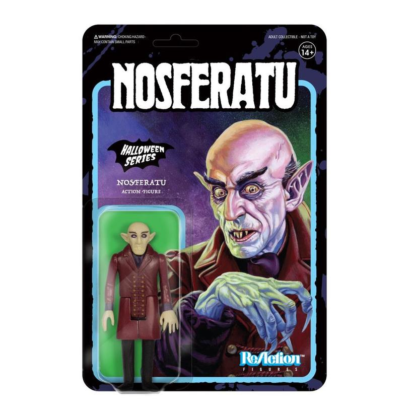 Super7 PHANTOM STARKILLER & NOSFERATU ReAction Figures
